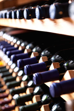 Angel Hotel wine list