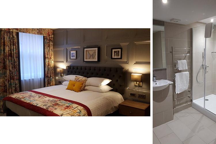 Deluxe double room image