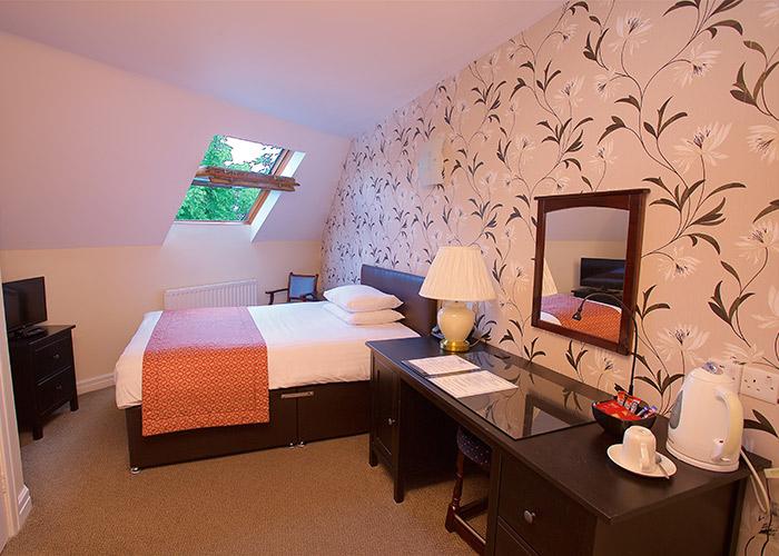 Angel Hotel Single Room