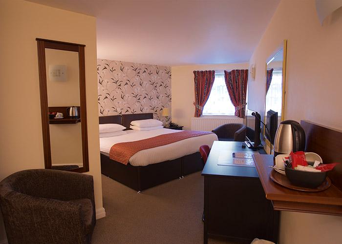Angel Hotel Standard Double Room
